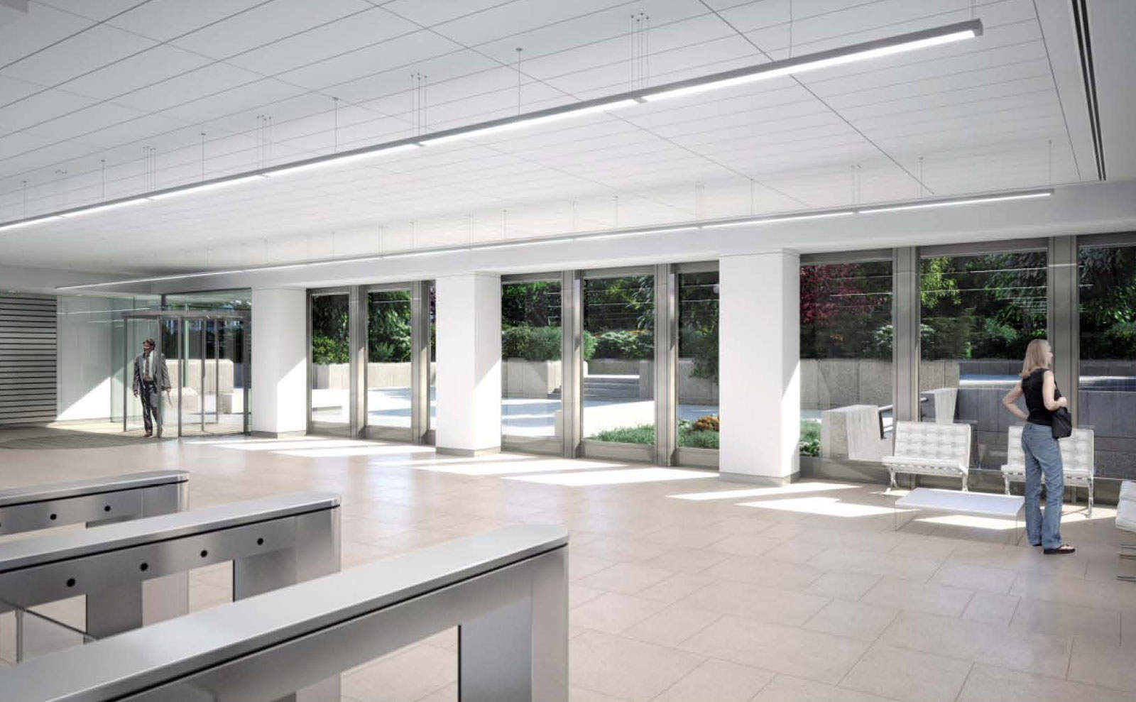 Edificio de oficinas castellana 77 en madrid arbau arquitectos - Oficinas prosegur madrid ...