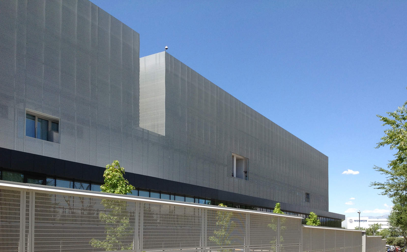 Cpd para el bbva en madrid arbau arquitectos - Arquitectos en madrid ...