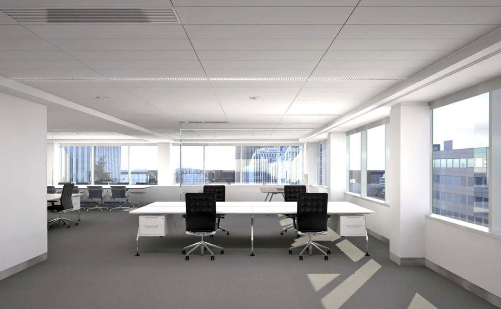 Edificio de oficinas castellana 77 en madrid arbau for Oficinas envialia madrid