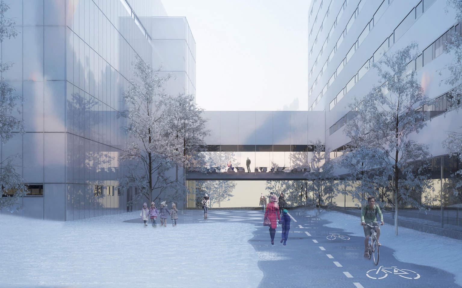 Proyecto Centro Cultural Vernier
