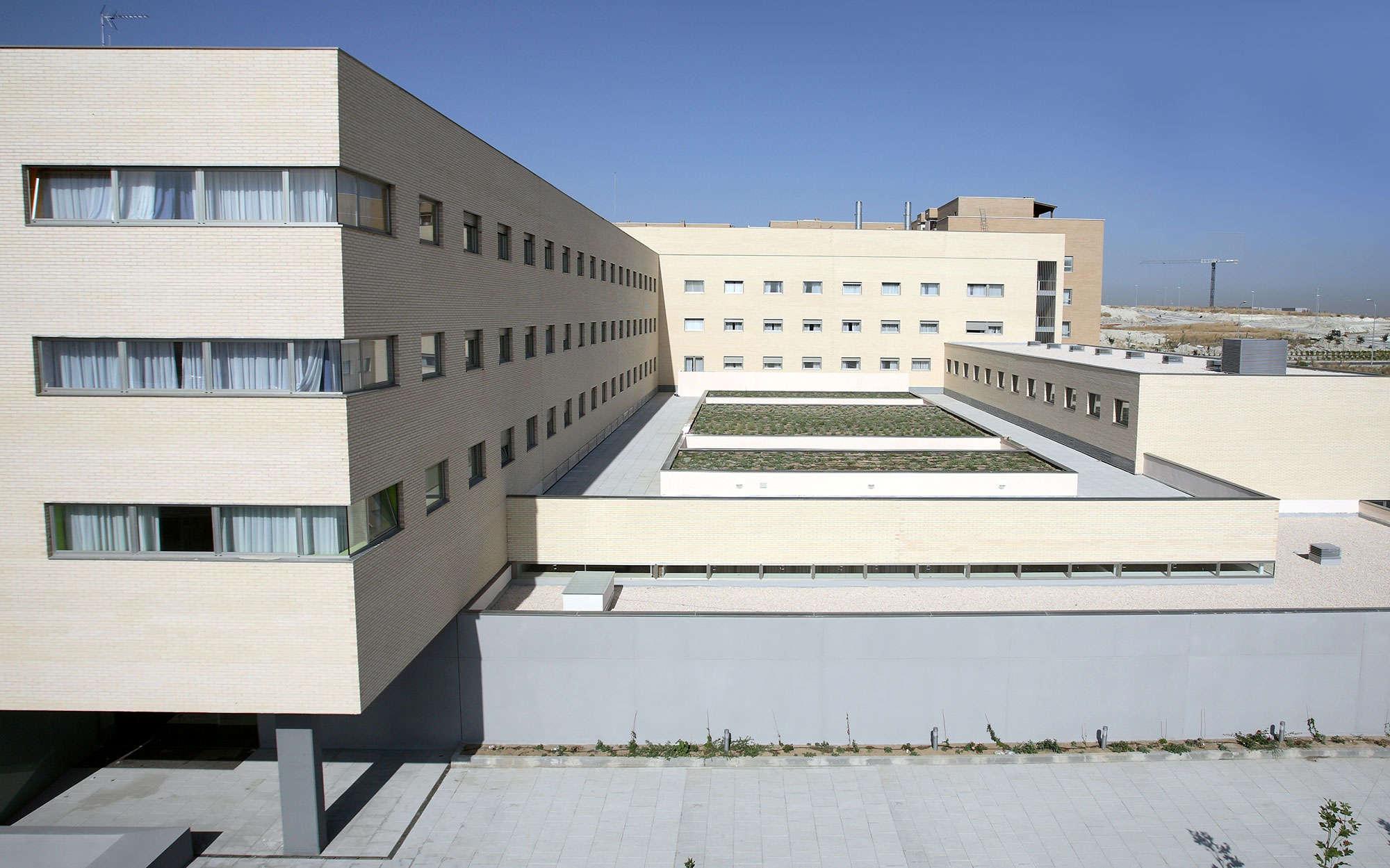 Residencia de mayores y centro de dia en valdemoro